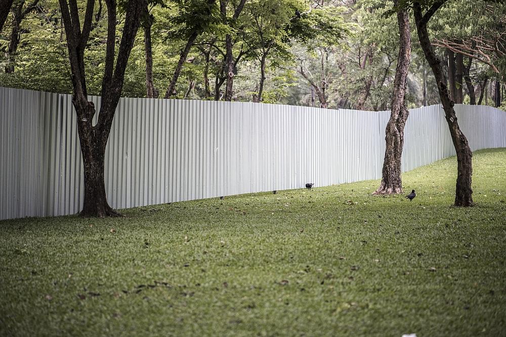 Nowoczesna produkcja ogrodzeń aluminiowych